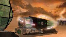 Navigator tank - Emperor:battle for dune pc game
