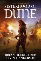 Sisterhood of Dune cover 2012