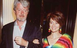 Francesca Annis with Patrick Wiseman
