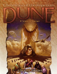 Dune Chronicles of the Imperium cover