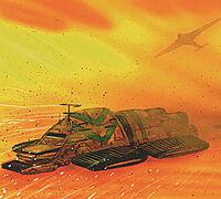 Dune CCG Eye of the Storm Coriolis Storm Desert Sandstorm
