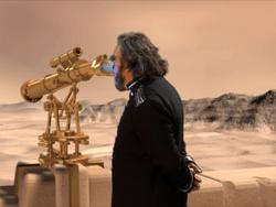 Noree Moneo watching tube Dune2000