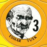 Esmar Tuek token