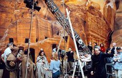 John Harrison Dune filming