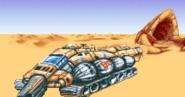 Dune Harvester
