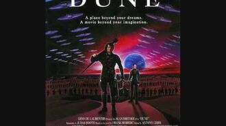 Dune soundtrack - The floating fat man