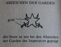 Abzeichen der Garden