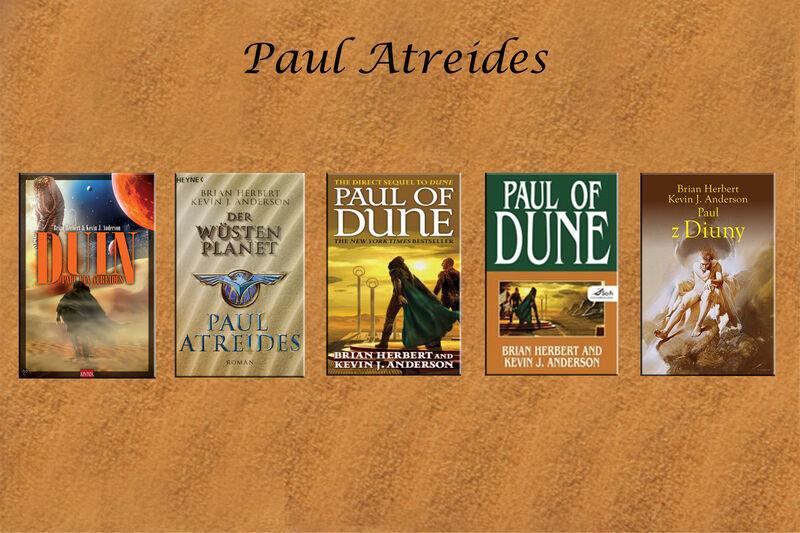 Paul Atreides BG