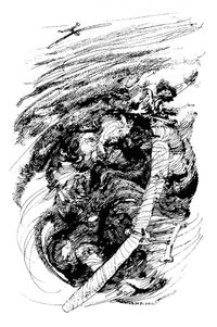 The Storm Illustrated Dune