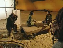 Kodetova Newman filming