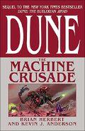 Machine Crusade cover 2003