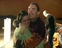 Kodetova Harrison hugs