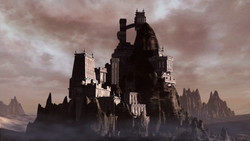 Salusa Secundus citadel 2003