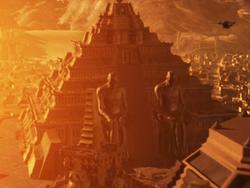 Temple of Alia 2003