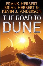 The Road to Dune cover Hodder 2005