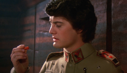 Paul Atreides eating spice 1984
