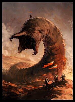 Gusano de Arena | Dune Wiki | Fandom