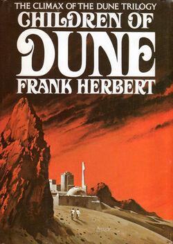 Children of Dune cover 1976