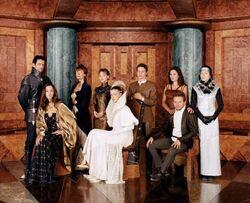 Children of Dune main actors
