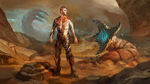 Dune leto ii the tyrant by andrewryanart-d5fcaei