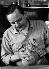 Jack Gaughan cat