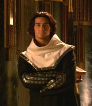 Javid priest 2003