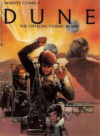 Dune comics cover2