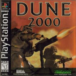 Dune-2000-playstation-front-cover