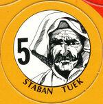 Staban Tuek token