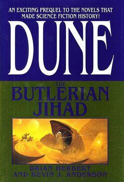 Butlerian jihad cover 2002