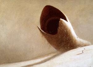 Dune sandworm Schoenherr