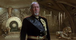 Shaddam IV Golden Throne 1984