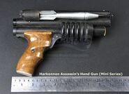 Harkonnen hand gun