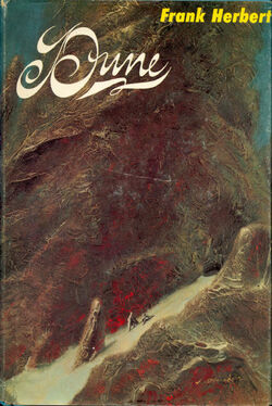 Dune 1965 cover