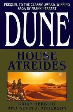 DuneHouse Atreides cover 1999