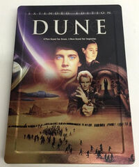 Dune Extended edition metal