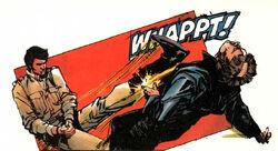 Paul kills Czigo comics