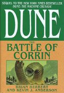 The Battle of Corrin cover 2006