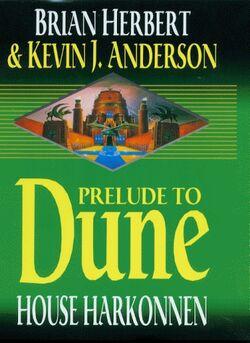 Dune House Harkonnen cover 2000
