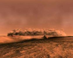 Coriolis storm 2003