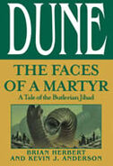 The faces of a martyr cover