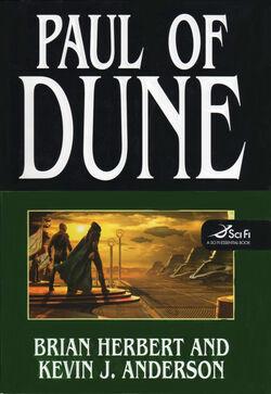 Paul of Dune cover 2008