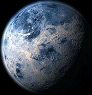 Blue-alien-planet-3d-model-low-poly-obj-3ds-fbx-c4d-1