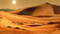 Arrakis desert 2000