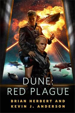 Dune Red Plague cover