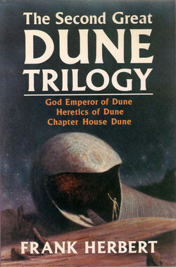 Second Great Dune Trilogy 1987