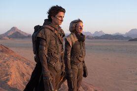 Dune 2020 Paul and Jessica