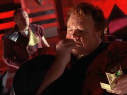 Vladimir Harkonnen eating spice 2000
