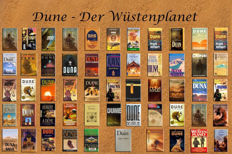 Dune der Wüstenplanet BG