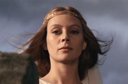 Francesca Annis as Lady Macbeth